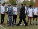 Болельщики посетили базу ОМОНа_19